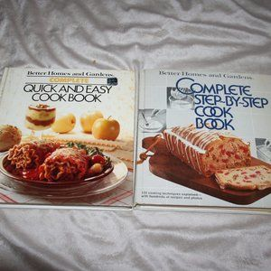 Better homes and gardens vintage lot